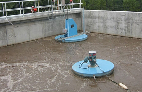 Aqua Aerobic SBR for Wastewater Treatment represented by Envirep/TLC in Pennsylvania, Maryland, Delaware, New Jersey, and Washington D.C.
