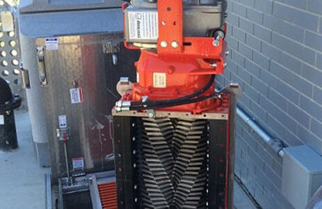 Vogelsang XRipper Grinder for Wastewater Collection Systems and Sewage Treatment Plants represented by Envirep in PA, NJ, DE, and MD.