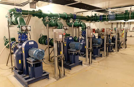 Gorman-Rupp Wastewater Pumps. Envirep is the manufacturers representative in PA, MD, DE, VA, and DC.