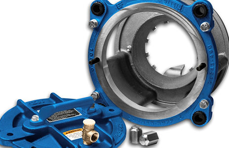 Gorman-Rupp Eradicator for T-Series and V-Series pumps to prevent clogging. Represented by Envirep.